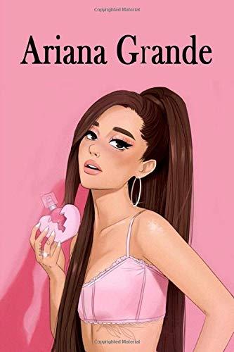 Ariana Grande Thank U, Next Eau de parfum Notebook : journal