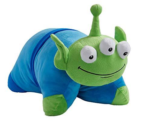 Pillow Pets Green Alien - Toy Story Disney Stuffed Animal Plush