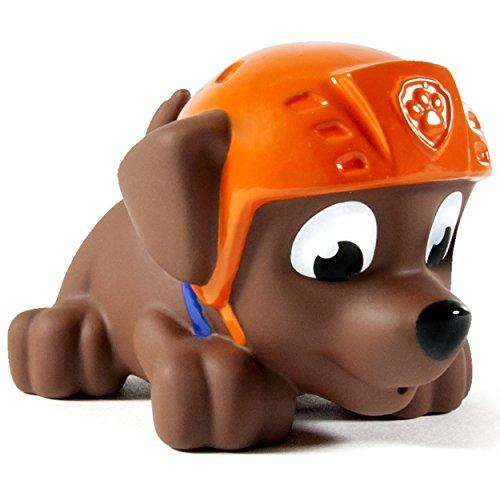 Paw Patrol – Squirters – Zuma – Mini Figurine de Bain Pat' Patrouille