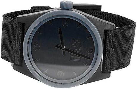 neff Men s Quartz Sport Watch with Nylon Strap Black 23 Model NF0201 3 product image