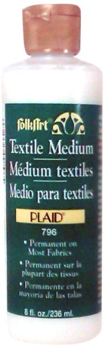 FolkArt Medium (8-Ounce), 796 Textile