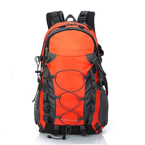 ZHW Zaino da Sci, Impermeabile 40 L Zaino Unisex, Grande Zaino Viaggio Daypack per Campeggio Esterno Alpinismo Trekking, Zaino di Campeggio