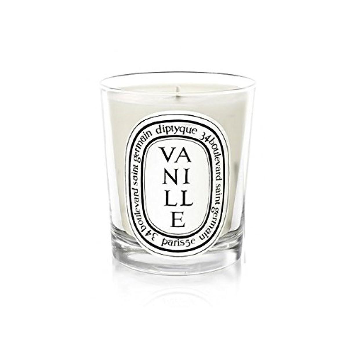 割る活気づくローストDiptyque Vanille Mini Candle 70g (Pack of 6) - Diptyqueのヴァニラミニキャンドル70グラム (x6) [並行輸入品]