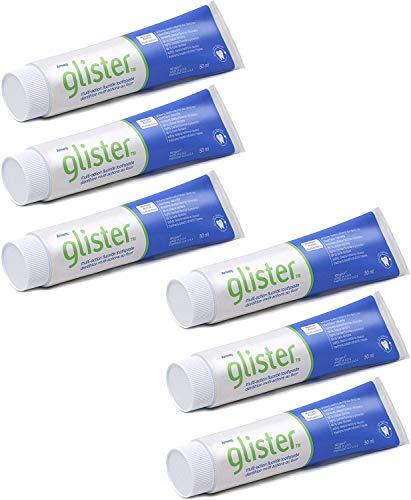 6 x Fluorid-Zahncreme mit Mehrfachwirkung (150 ml) GLISTER™ - 6 x 150 ml/200 g - Amway - (Art.-Nr.: 6833)