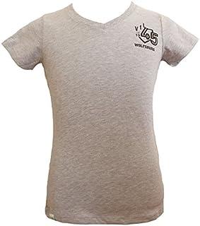 VfL Wolfsburg Damen T-Shirt grau Est. 1945
