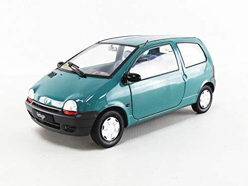 Solido 421185400 Soldio S1804001 Renault Twingo, MK1, 1993, Modellauto, Maßstab 1:18, grün