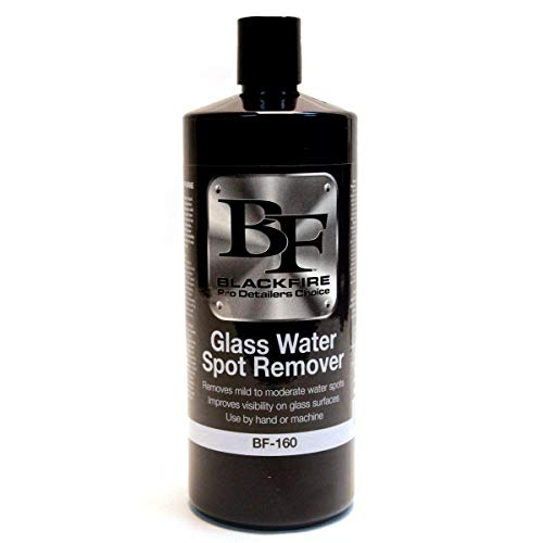 Blackfire Pro Detailers Choice BF-160 Glass Water Spot Remover, 32 oz.