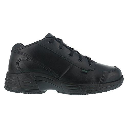 Reebok Men's Postal TCT Mid-High Oxford Shoes USPS Approved Black 7.5 D(M) US