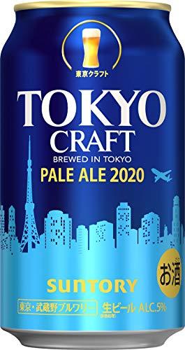 サントリー 東京クラフト ペールエール 350ml×24本 [2013]