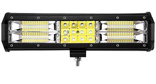 180W Led Arbeitsscheinwerfer Off-Road Scheinwerfer Bar Fernlicht 12V 24V Lampen IP67 Wasserdicht Zusatzscheinwerfer Flutlicht für Auto Traktor