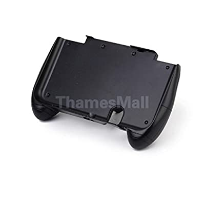 Black Crystal Case Hand Grip for NEW Nintendo 3DS XL & LL