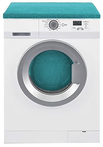 Brandsseller Funda para secadora y lavadora, 100% algodón, aprox. 60 x 60...
