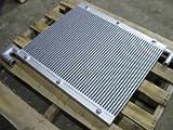 GOWE Enfriador de aceite hidráulico de aluminio para excavadora Hitachi EX120-2, EX100