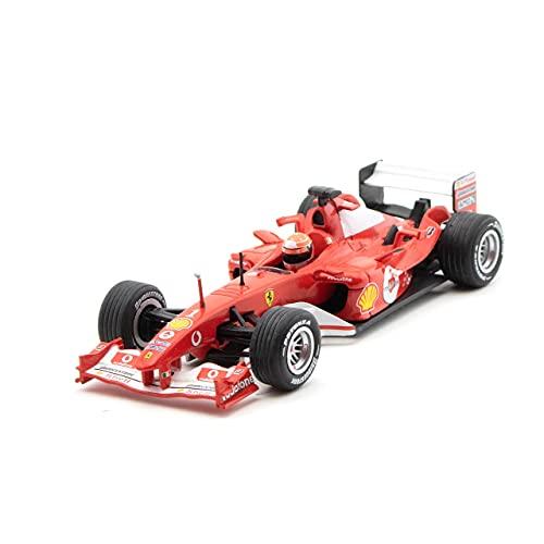MBA-SPORT Michael Schumacher Ferrari F2004 - Maqueta de fútbol (escala 1:43)