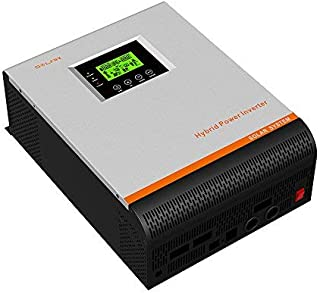 Inversor Multifunción onda pura 3000VA 24V 50Amp Cargador 30Amp 3 En 1