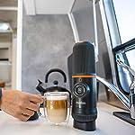 WACACO-DG-Kit-Accessorio-per-Macchina-per-Caffe-Espresso-Portatile-Nanopresso-Compatibile-con-Capsule-di-Caffe-DG-Perfetto-per-Viaggiare-Campeggio-o-Ufficio
