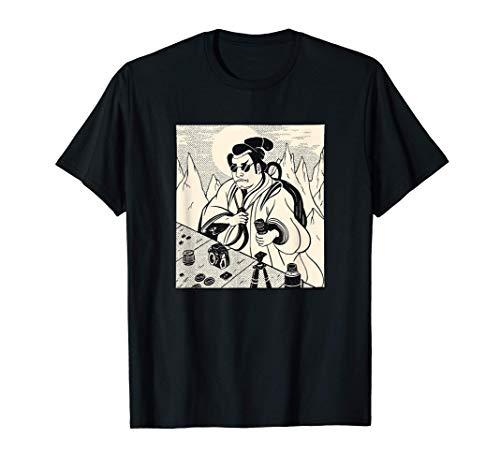 DSLR de Samurai Fotografía de Guerreros Alfa de la época Camiseta