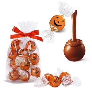 【公式】リンツ (Lindt) チョコレート リンドール ハロウィン [ ハロウィン限定 ] 10個入り 個包装