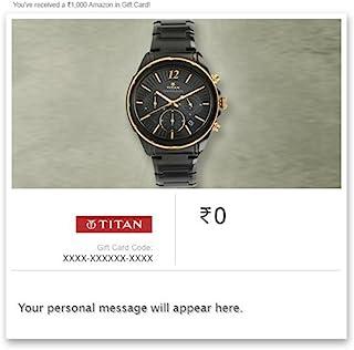 Flat 10% off at checkout  Titan E-Gift Card