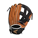 EASTON SCOUT FLEX YOUTH Baseball Glove| 2020 | Right-Hand Throw | 11' | All Position Glove | V Web | Ultra Soft Leather | Super Soft Palm Lining For Comfort + Grip | Easy Pocket Closure | SC1100
