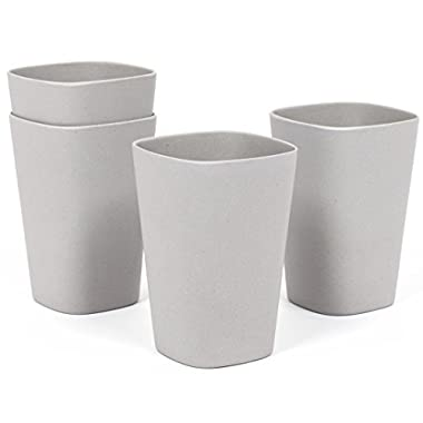 Bamboo Tumblers - Set of Four (Grey)