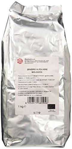 Probios Zenzero in Polvere Bio - Confezione da 1kg
