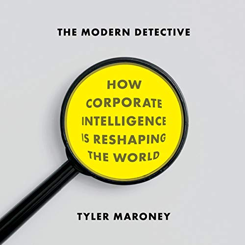 The Modern Detective  By  cover art