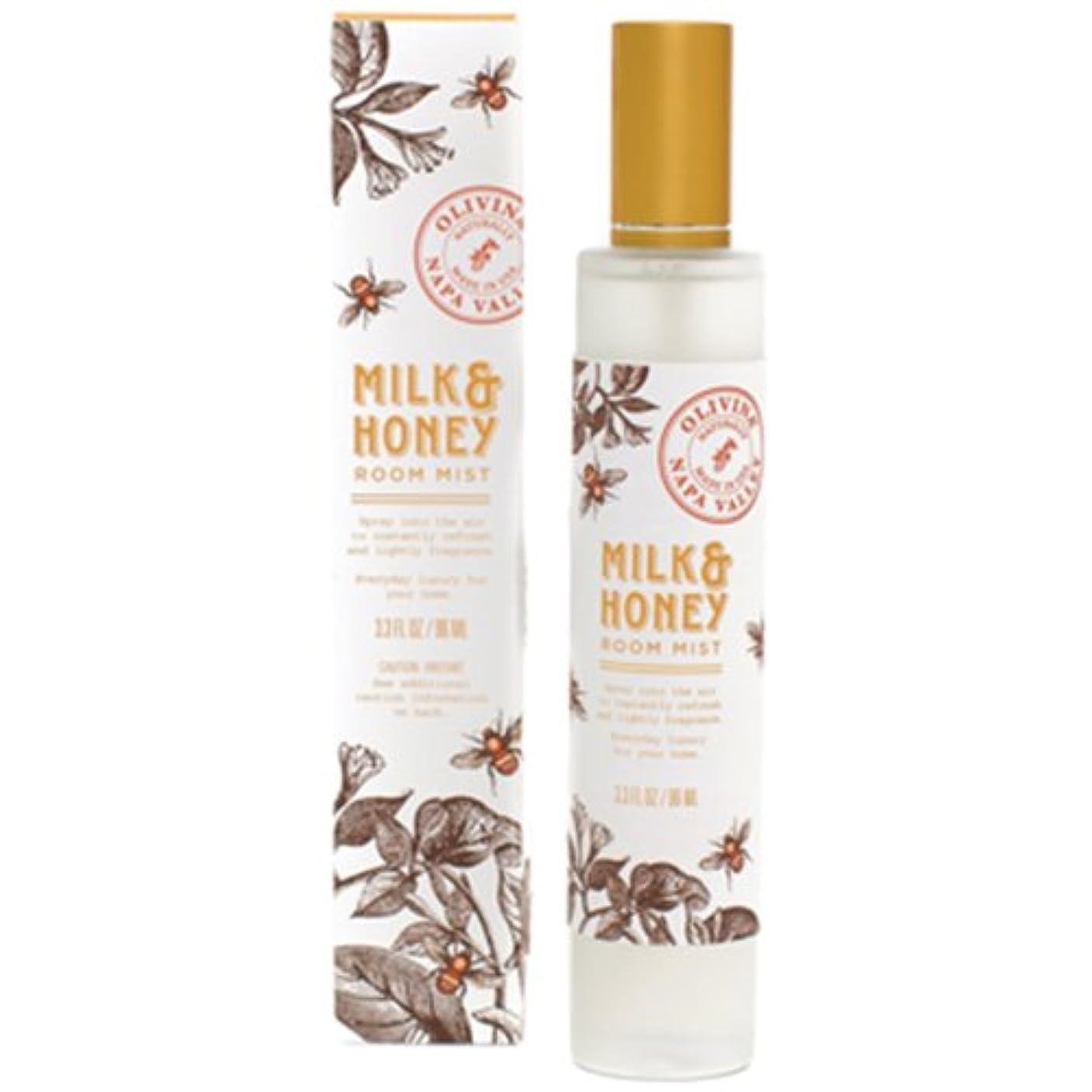 図心のこもったオッズNapa Valley Apothecary milk&honey ミルク&ハニー ルームミスト room mist ナパバレーアポセカリー Olivina オリビーナ