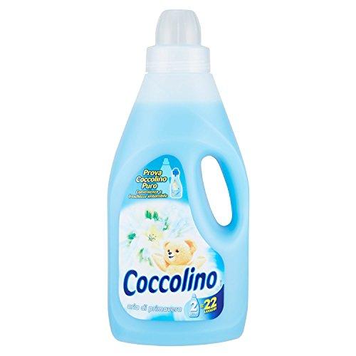 coccolino–Weichspüler, Luft von Frühling, 22Wäschen–2000ml