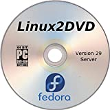 Fedora Linux 29, Server Edition, 64 Bit Linux Operating System