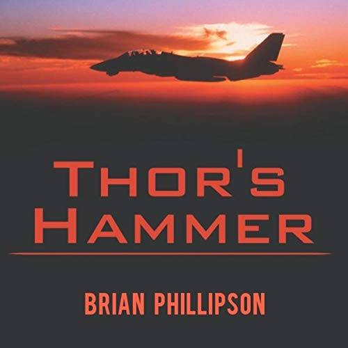 Thor's Hammer audiobook cover art