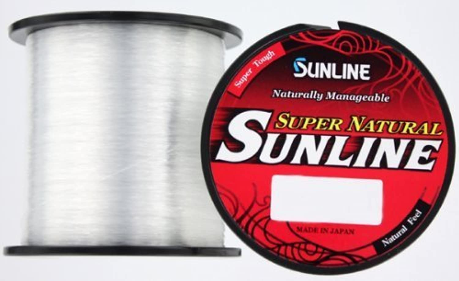 Sunline Super Natural 63758944, Natural Clear, 3300 yd