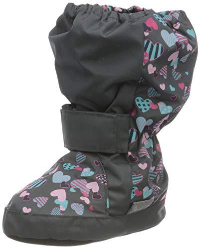 Sterntaler Jungen Mädchen Baby-Schuh First Walker Shoe, Eisengrau, 20 EU