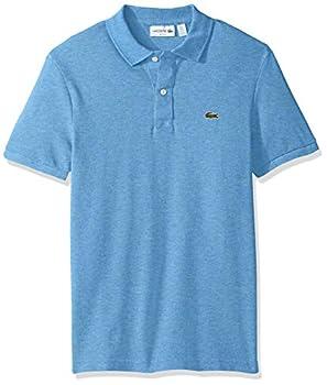 Lacoste Men s Classic Pique Slim Fit Short Sleeve Polo Shirt Ipomee Chine XXXXL