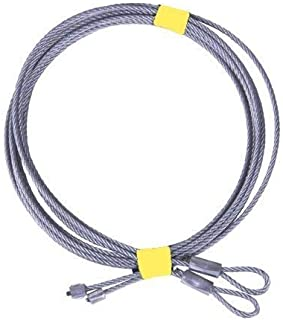 Pair of 8' Garage Door Cable For Torsion Springs by National