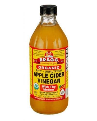 Bragg Apple Cider Vinegar - Organic - Raw - Unfiltered - 16 Oz - 1 Each