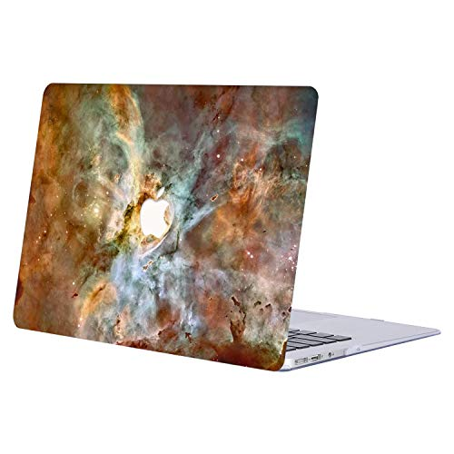 AJYX Custodia Rigida per MacBook PRO Retina 15 Pollici A1398(Versione 2015/2014/2013/2012) con Display Retina, Plastica Case Cover Rigida Copertina, JR688 Galassia