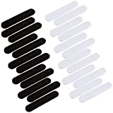 BOOPH Hat Size Reducer 24 Piece Self-Adhesive Sizing Tape for Men Women Cap Hat