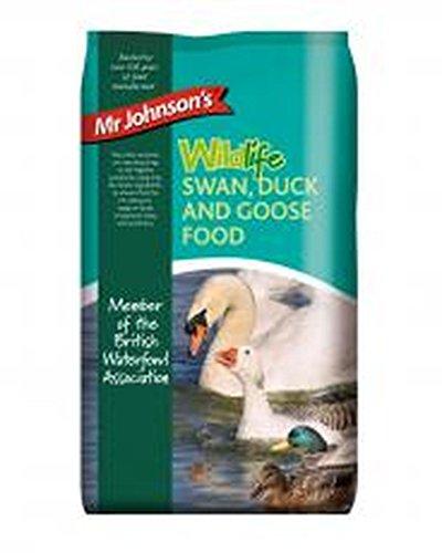 Mr Johnsons Wildlife Swan Duck & Goose Food 750g (Pack of 6)