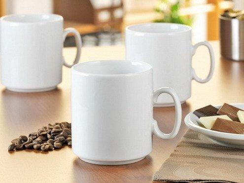 6x Kaffeebecher DIANE Inhalt 0,28 l Becher