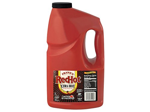 Frank´s RedHot XTRA Hot Cayenne Pepper Sauce 3,78 L