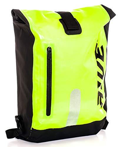 AWE WASSERSICHER Fahrrad 2-1 Gepäckträgertasche und Rucksack Gepäck Pack 14-16L
