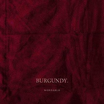 BURGUNDY.