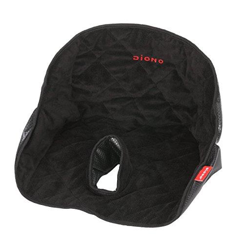 Diono Ultra Dry Seat, wasserdichte Sitzauflage für trockenes Sitzen im Kindersitz oder Kinderwagen, Schwarz