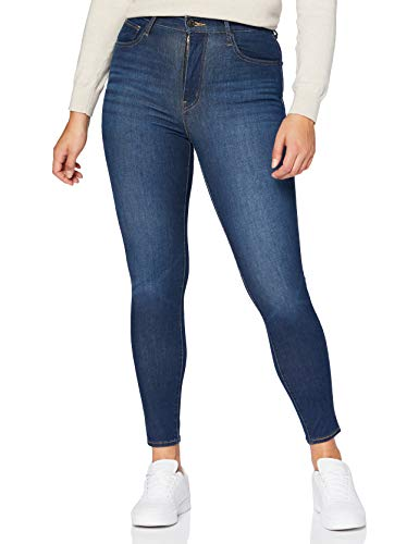 Levi's Womens Mile High Super Skinny Jeans, On The Rise, 27 30