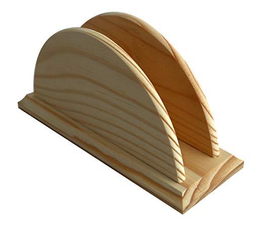 restaurante decorativo de mesa de madera de bambú, madera natural