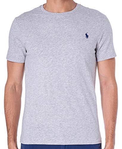 Ralph Lauren Uomo T-Shirt Manica Corta - Colore Grigio - Taglia XL