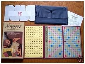 Scrabble Brand Crossword Game Pocket Edition