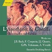 Ensemble Dreiklang Triosonatencles Barock