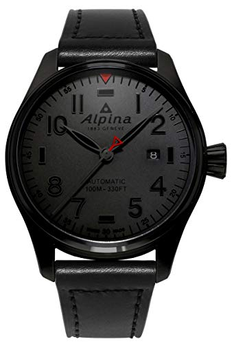 Alpina Geneve Startimer Shadow Line Automatic AL-525GG4FBS6 Orologio...